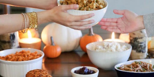 Blend Catering - A Thanksgiving Twist