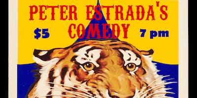 Peter Estrada's Comedy Circus