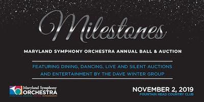 """Milestones"" - Symphony Ball 2019"