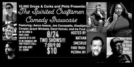 Spirited Craftsmen Comedy Showcase