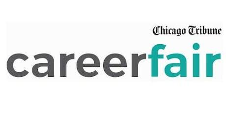 Chicago Tribune Career Fair tickets
