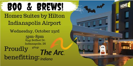 Home2 Boo and Brews tickets