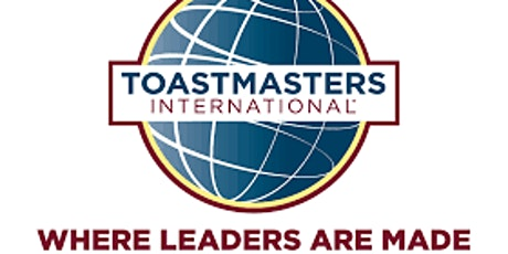 Practice Public Speaking  at Toast-At-Twelve Toastmasters Club tickets