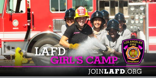 LAFD GIRLS CAMP - FALL 2019