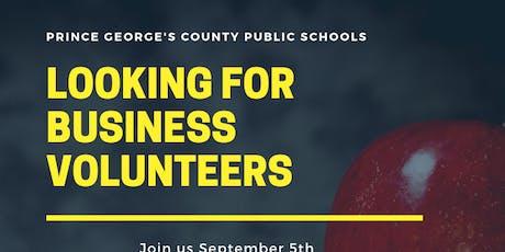 Looking for Business Volunteers! tickets