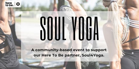 Soul Yoga tickets