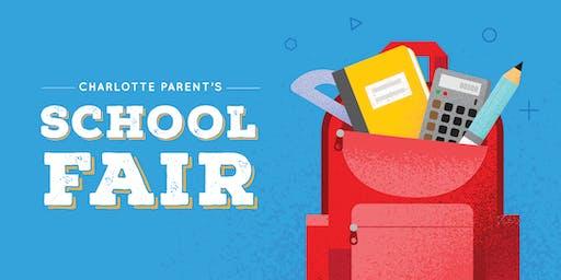 Charlotte Parent's School Fair