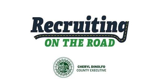 Recruiting on the Road - Irondequoit Job Fair