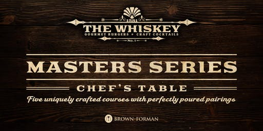 Masters Series Chef's Table