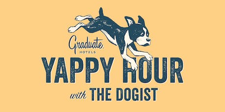 Graduate Athens x The Dogist Yappy Hour and Adoption Event tickets