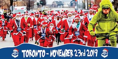 HoHoHoliday 5K - Toronto, ON tickets