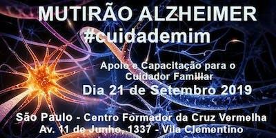 MUTIRÃO ALZHEIMER - #cuidademim