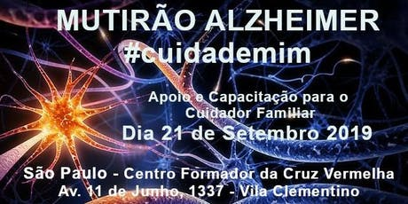 MUTIRÃO ALZHEIMER - #cuidademim ingressos