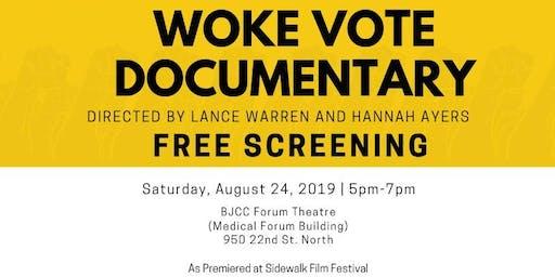Woke Vote Doc Free Screening