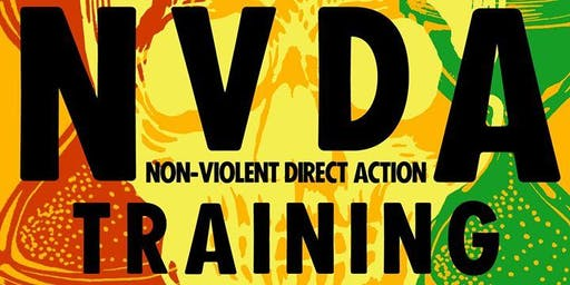 XR Tower Hamlets Non Violent Direct Action (NVDA) Training