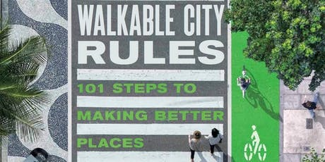Jeff Speck - The Walkable City tickets