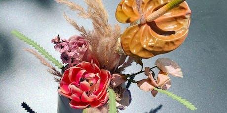 The Sill x Poppy Lavendar Florals: Flower Arrangment Workshop tickets