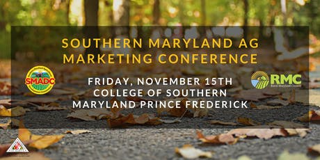 Southern Maryland Ag Marketing Conference tickets