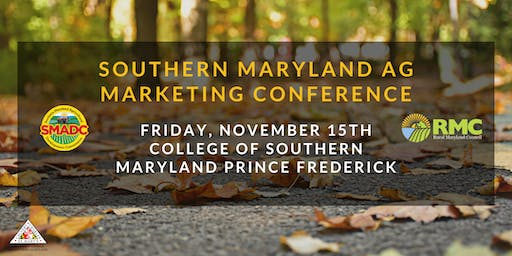 Southern Maryland Ag Marketing Conference