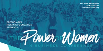 5th Annual: Power of Women in Business Conference