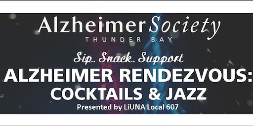 Alzheimer Rendezvous Cocktails & Jazz, Presented by LiUNA Local 607