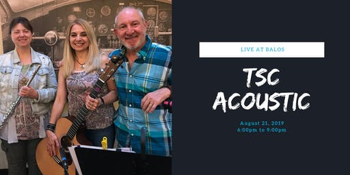 TSC Acoustic LIVE at Balos!