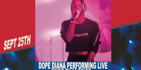 DOPE DIANA LIVE @ SMITHS OLDE BAR tickets