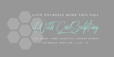 Love Yourself - A CoolSculpting Event
