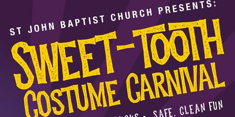 Sweet Tooth Costume Carnival tickets