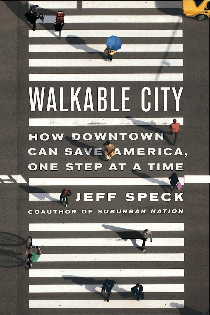 Jeff Speck - The Walkable City image