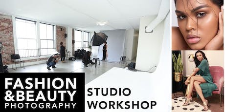 Fashion Photography Workshop tickets