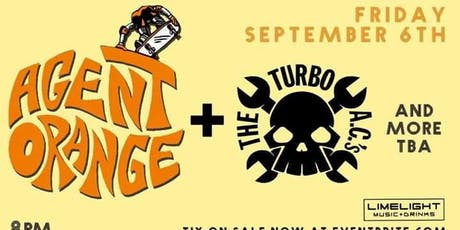 Agent Orange & The Turbo A.C.'s tickets