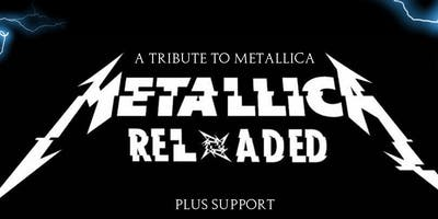 METALLICA RELOADED - LIVE IN WREXHAM