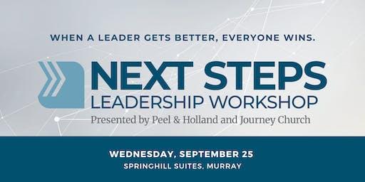 Murray NEXT STEPS Leadership Workshop