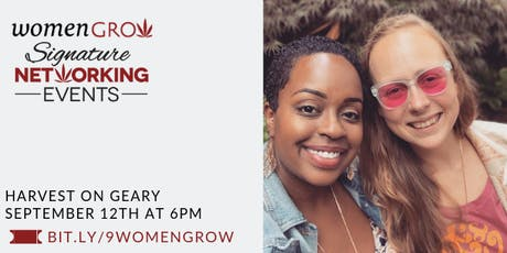 Women Grow Signature Networking Event - Bay Area tickets