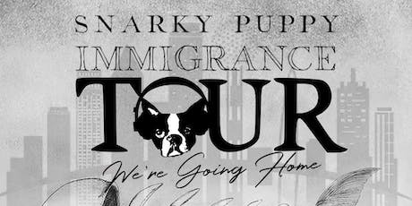 OFFICIAL Snarky Puppy Afterparty w/ TryMoreMOJO & LockJohnson's Playground tickets