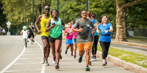 NYRR RUNNER CON Group 5K Run Presented by Strava