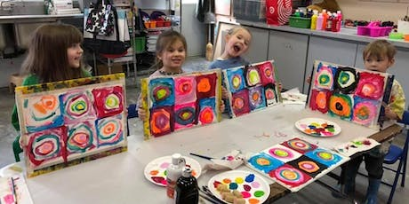 Image result for September Cookies & Canvas at the Chesterton Art Center