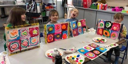 Children's Art Education Open House