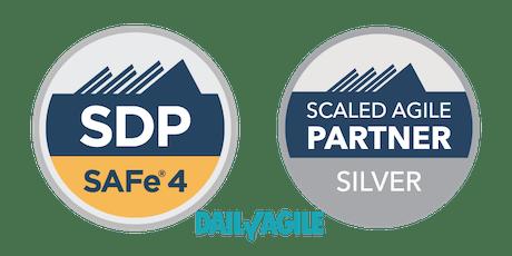 SAFe 4.6 DevOps Practitioner (SDP) Certification, Toronto, Canada tickets