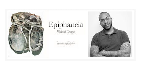 Epiphaneia: A night of poetry with Richard Georges & ECA tickets