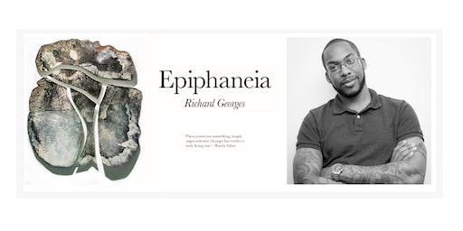 Epiphaneia: A night of poetry with Richard Georges & ECA