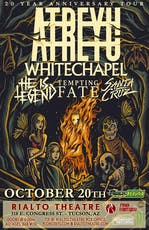 ATREYU - 20 Year Anniversary Tour tickets