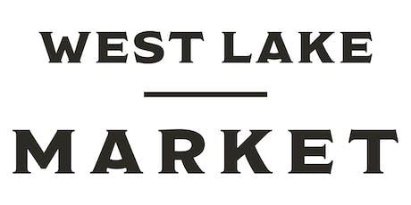 September West Lake Market tickets