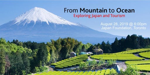 From Mountain to Ocean: Exploring Japan and Tourism