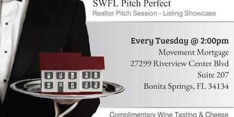 SWFL Pitch Perfect - Realtor Pitch Session tickets