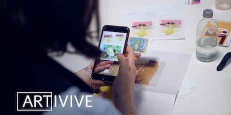 Augmented Reality Art Workshop @ RBA Creative tickets