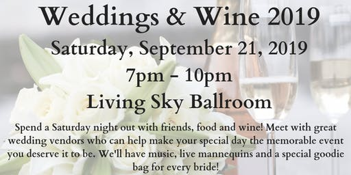 Weddings & Wine 2019