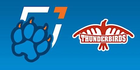 Ontario Tech Basketball vs.  Algoma Thunderbirds tickets