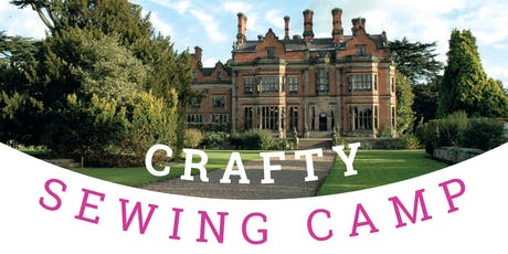 Crafty Sewing Camp tickets